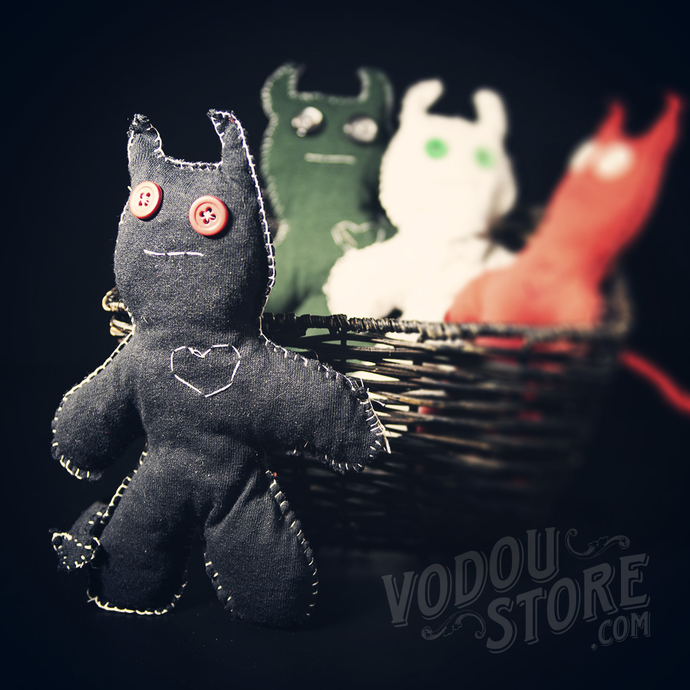 Louise's Voodoo Poppets